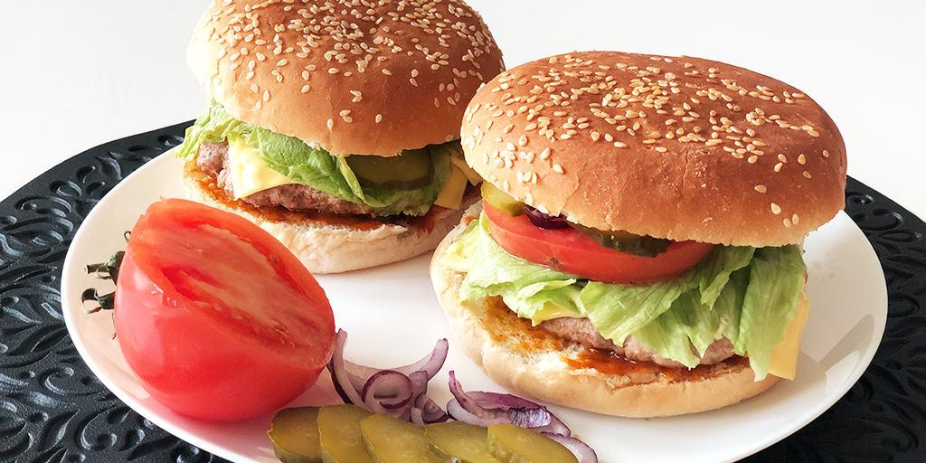 Domowy Cheeseburger - propozycja przygotowania
